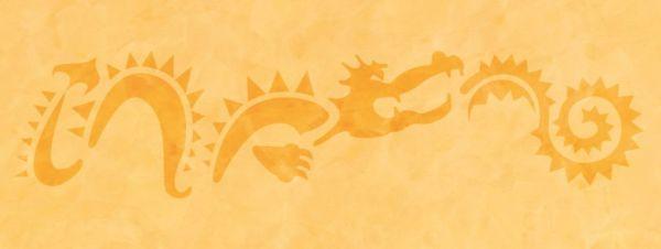 Wandschablone Dracgon Drache