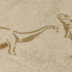 dinosaurier 2 wandschablone für Kinderzimmer und T-Shirts