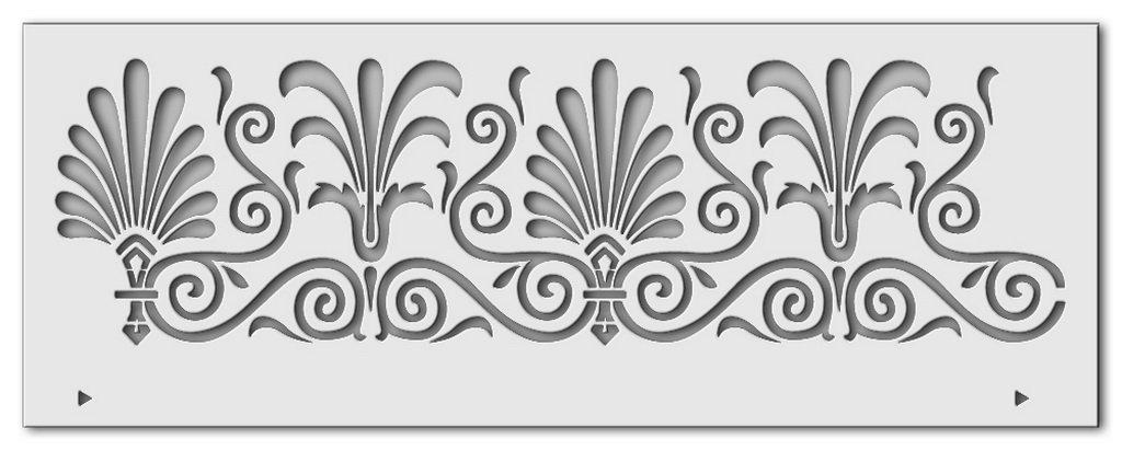 Wandschablone Bordüre 1