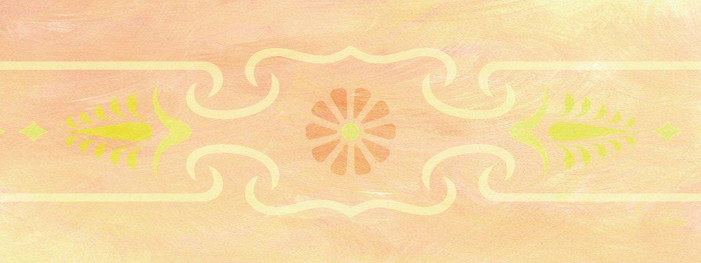 Wandschablone Sonnenspross Kultur