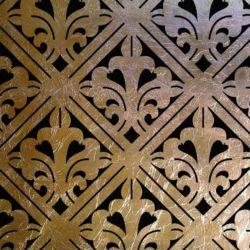 Orientalische Muster Schablonen