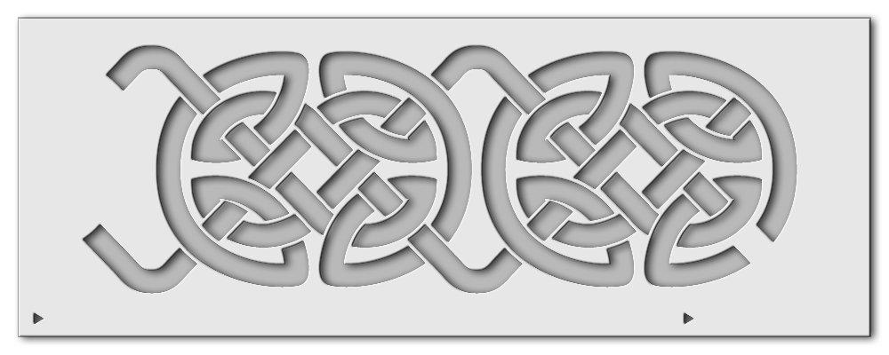 Keltisches Band 4