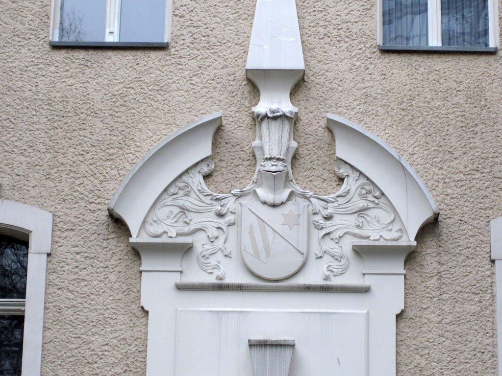 heraldik wandschablonen