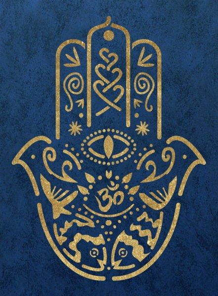 fatima wandschablone
