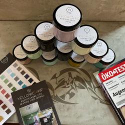 YELLOWCHAIR® Kreidefarben: Qualität aus deutschen Landen!